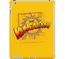 KUNGALOOSH! iPad Case/Skin