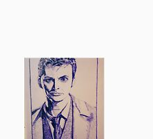 Tenth Doctor Drawing Unisex T-Shirt