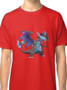 Mega Charizard X - Pokemon Classic T-Shirt