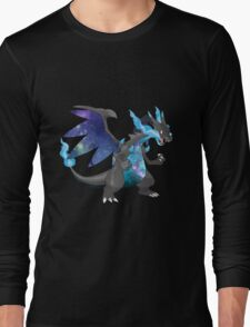 Mega Charizard X - Pokemon Long Sleeve T-Shirt
