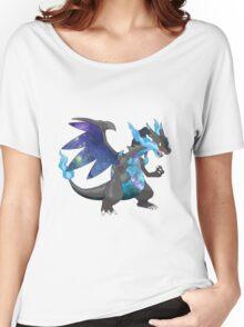 Mega Charizard X - Pokemon Women's Relaxed Fit T-Shirt