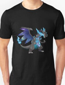 Mega Charizard X - Pokemon T-Shirt