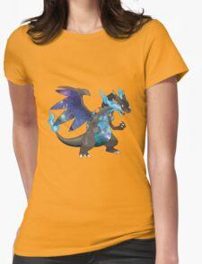 Mega Charizard X - Pokemon T-Shirt
