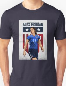 Alex Morgan Art Unisex T-Shirt