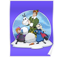 Frozen Elf Poster