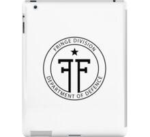 Fringe Division - Department of Defence iPad Case/Skin
