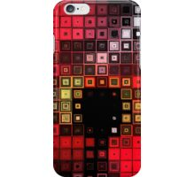 Red Alert iPhone Case/Skin