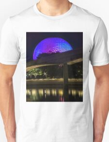 Epcot At Night Unisex T-Shirt