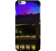 Epcot At Night iPhone Case/Skin
