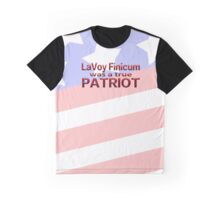 LaVoy Finicum was a true PATRIOT Graphic T-Shirt