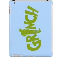 GR-NCH iPad Case/Skin