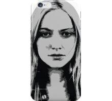 Etta Bishop - Resist iPhone Case/Skin