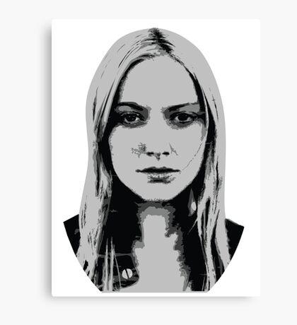 Etta Bishop - Resist Canvas Print