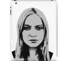 Etta Bishop - Resist iPad Case/Skin