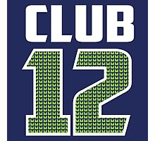 Club 12 Photographic Print