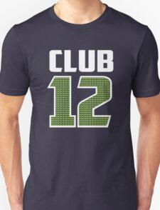 Club 12 Unisex T-Shirt