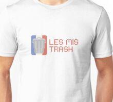 les mis trash Unisex T-Shirt