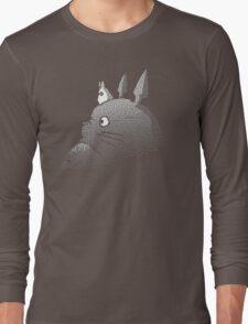 My Neighbor Totoro Studio Ghibli Long Sleeve T-Shirt