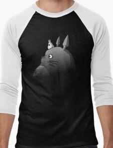 My Neighbor Totoro Studio Ghibli Men's Baseball ¾ T-Shirt