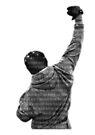 How Hard You Get Hit - Rocky Balboa by joshjen10