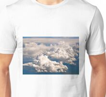 Trying to exhale... Unisex T-Shirt