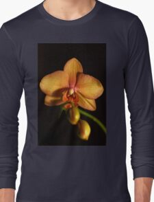 Phalaenopsis Orchid Flower Long Sleeve T-Shirt