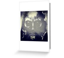 Death Eater Greeting Card