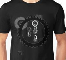The Doctor with Cogs Unisex T-Shirt