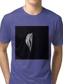 African Elephant Portrait Tri-blend T-Shirt