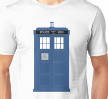 Doctor Who Tardis Unisex T-Shirt