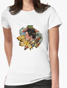 Can not Take Away The Serenity Womens Fitted T-Shirt