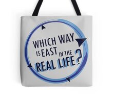 Going East Tote Bag