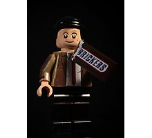 Mr Bean - Snickers, You're not you when you're hungry  Photographic Print