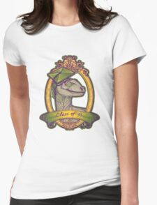 Clever Class of 93 Womens Fitted T-Shirt