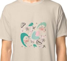 Atomic 50s Flamingo Classic T-Shirt