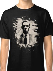 H. P. Lovecraft Tribute Classic T-Shirt