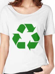 RECYCLE-2 Women's Relaxed Fit T-Shirt