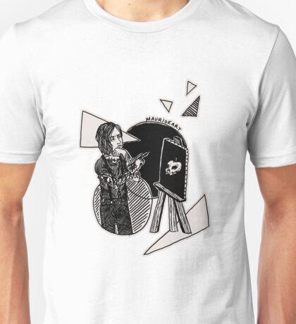 Tiny Artist Unisex T-Shirt