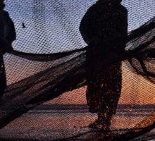 Veil of the Sea Sticker