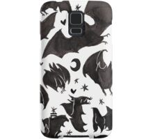 Bat Heart Samsung Galaxy Case/Skin