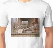 Old Wooden Cart Unisex T-Shirt