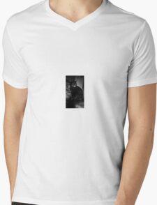 Tiger Paws Mens V-Neck T-Shirt