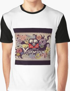 Volkswagen Mashup Graphic T-Shirt