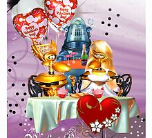 Robots in Love by Nadya Johnson