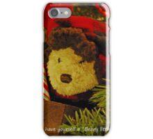 Beary Christmas iPhone Case/Skin