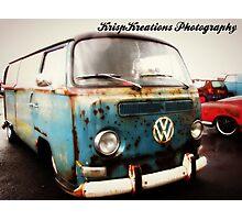 Batten Bus Photographic Print