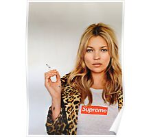 Kate for Supreme Media Cases, Pillows, and More. Poster