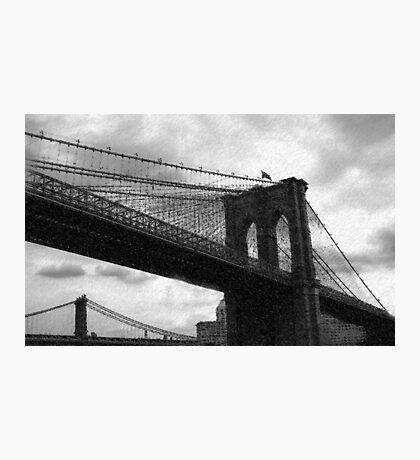 Gotham Winter Photographic Print