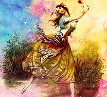 GYPSY DANCE by Tammera