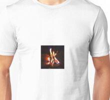 Fire Burning Unisex T-Shirt